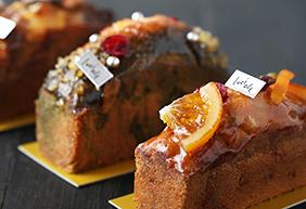 パウンドケーキ(ハーフサイズ)各種