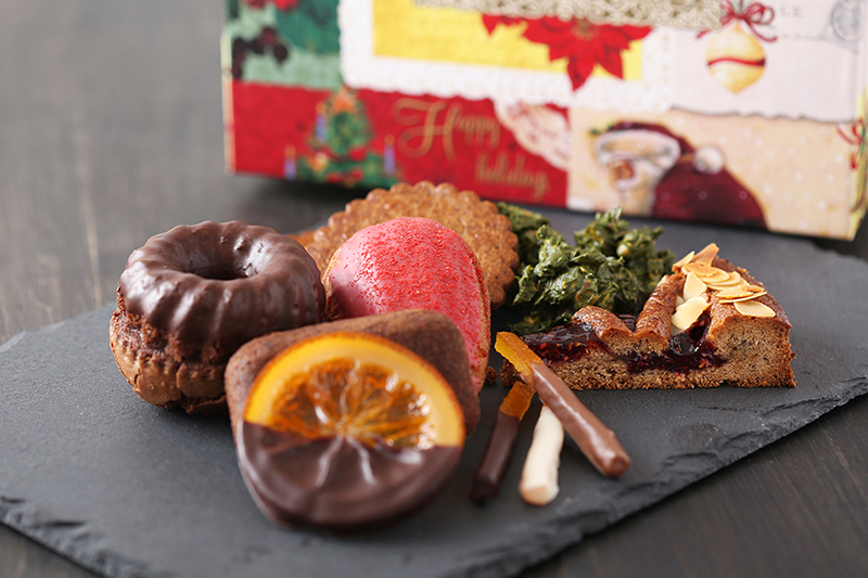 クリスマス限定の焼菓子
