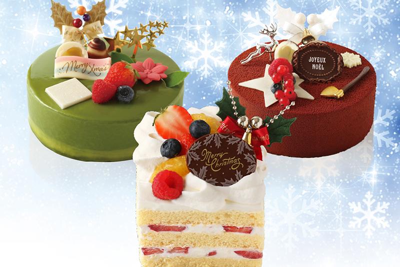 ルシオルのクリスマスケーキ